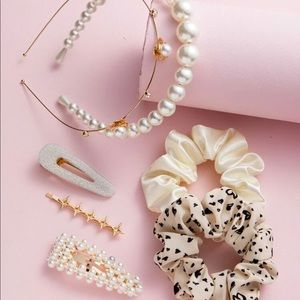 New sophisticated Hair Accessory Set